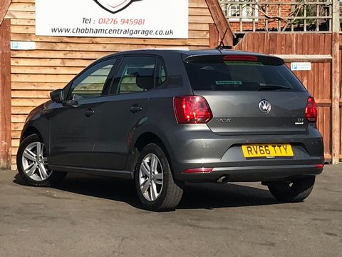 2016 Volkswagen Polo 1.2 TSI BlueMotion Tech Match (s/s) 5dr - Picture 6 of 39