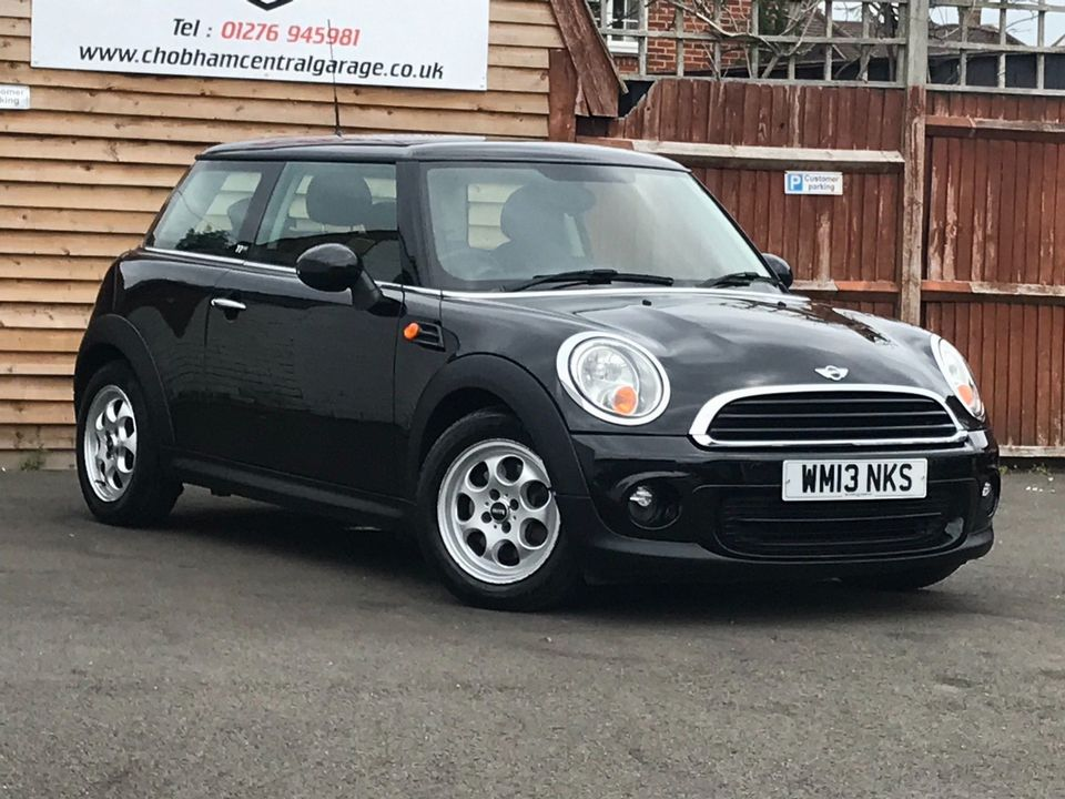 2013 MINI Hatch 1.6 First 3dr - Picture 1 of 30