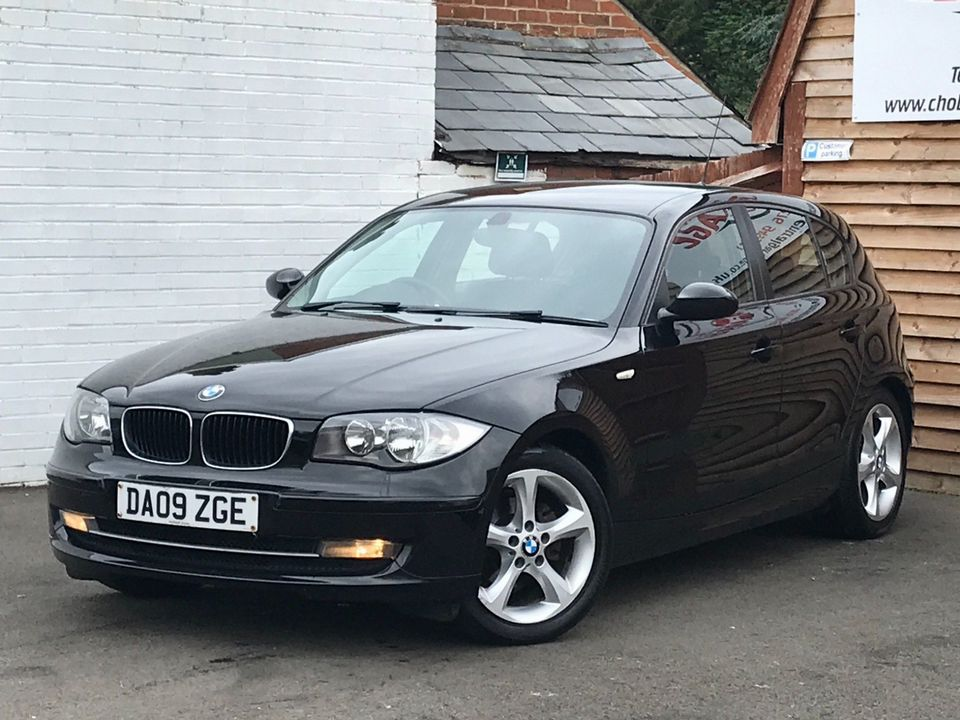 2009 BMW 1 Series 2.0 116d Sport 5dr - Picture 5 of 34