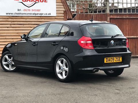 2009 BMW 1 Series 2.0 116d Sport 5dr - Picture 6 of 34