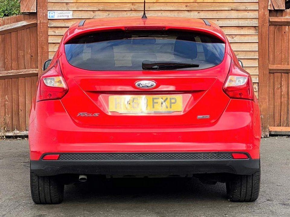 2013 Ford Focus 1.6 TDCi Zetec 5dr - Picture 6 of 33