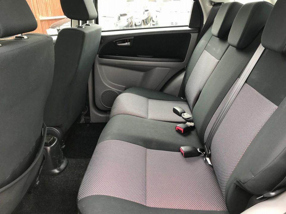 2008 Suzuki SX4 1.6 GLX 5dr - Picture 17 of 34