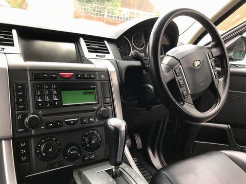 2006 Land Rover Range Rover Sport 3.6 TD V8 HSE 5dr - Picture 13 of 40