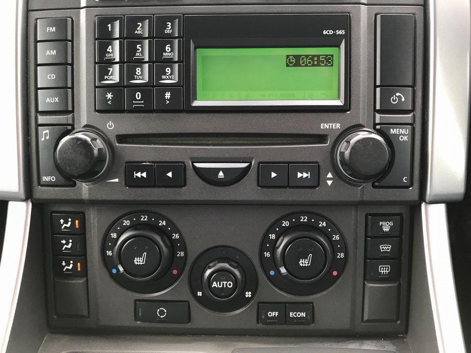 2006 Land Rover Range Rover Sport 3.6 TD V8 HSE 5dr - Picture 19 of 40