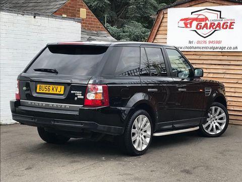 2006 Land Rover Range Rover Sport 3.6 TD V8 HSE 5dr - Picture 9 of 40