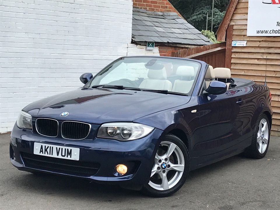 2011 BMW 1 Series 2.0 118d Sport 2dr - Picture 12 of 39