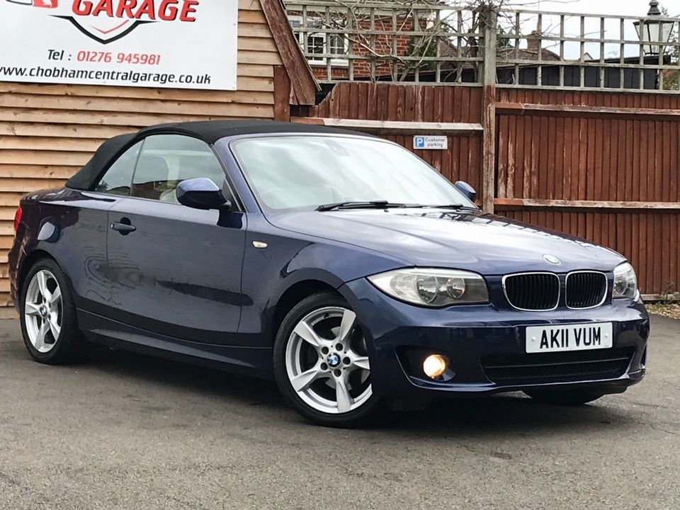2011 BMW 1 Series 2.0 118d Sport 2dr - Picture 1 of 39