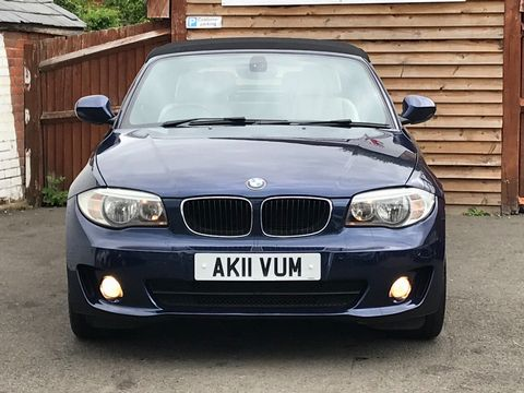 2011 BMW 1 Series 2.0 118d Sport 2dr - Picture 3 of 39