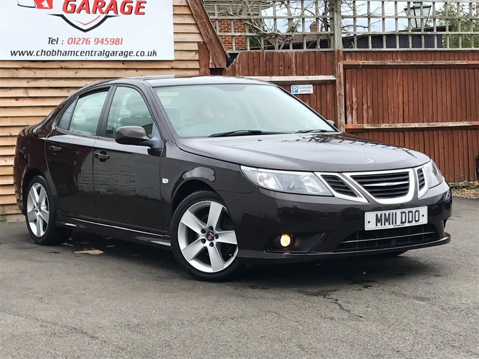 2011 Saab 9-3 1.9 TTiD Turbo Edition 4dr - Picture 1 of 37