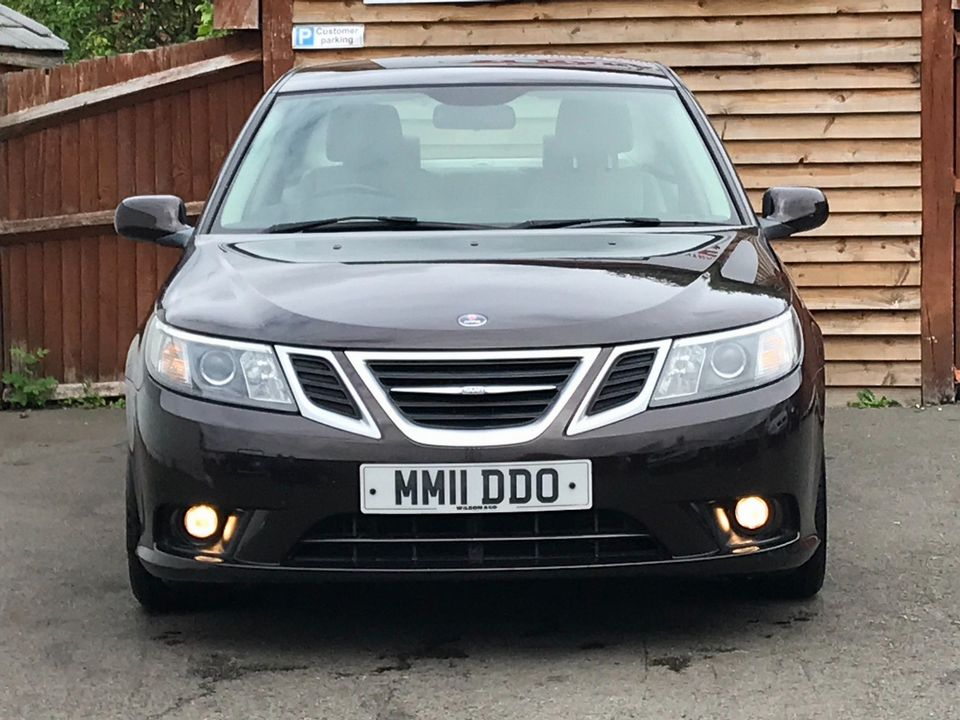 2011 Saab 9-3 1.9 TTiD Turbo Edition 4dr - Picture 3 of 37