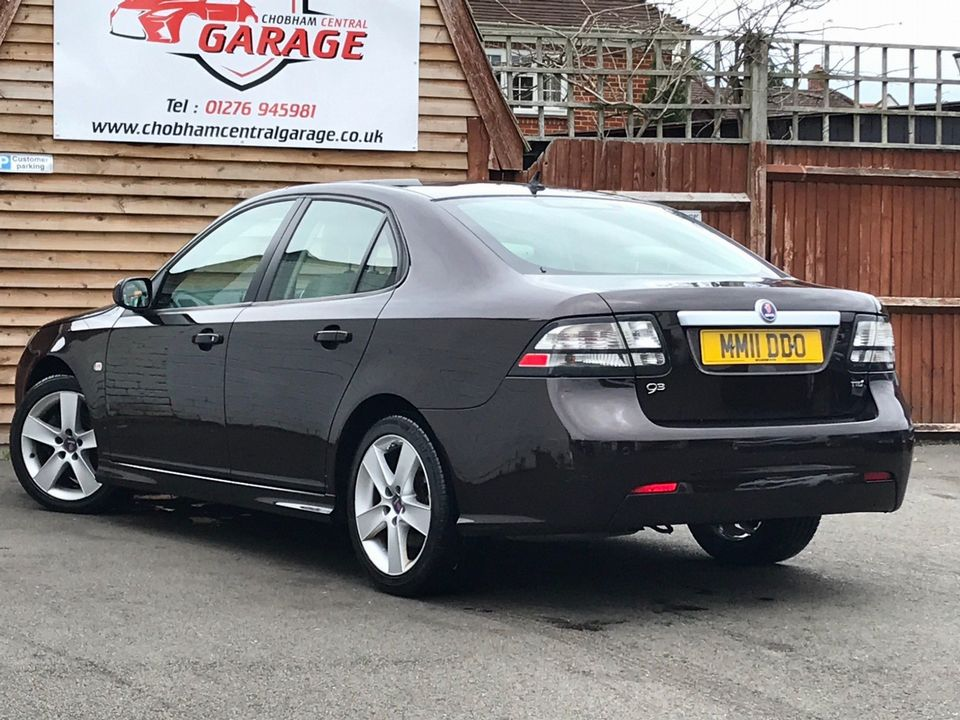 2011 Saab 9-3 1.9 TTiD Turbo Edition 4dr - Picture 9 of 37