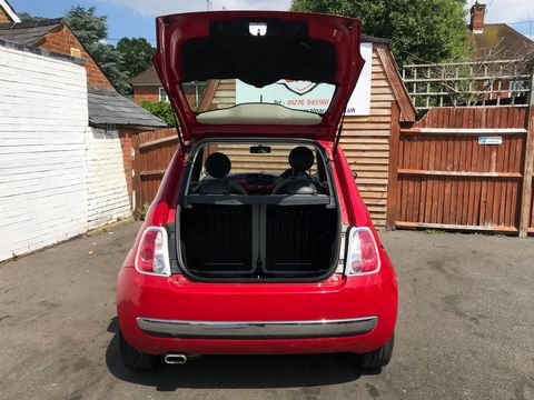 2012 Fiat 500 1.2 Lounge (s/s) 3dr - Picture 10 of 31