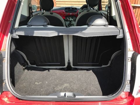 2012 Fiat 500 1.2 Lounge (s/s) 3dr - Picture 11 of 31