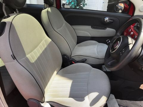 2012 Fiat 500 1.2 Lounge (s/s) 3dr - Picture 15 of 31