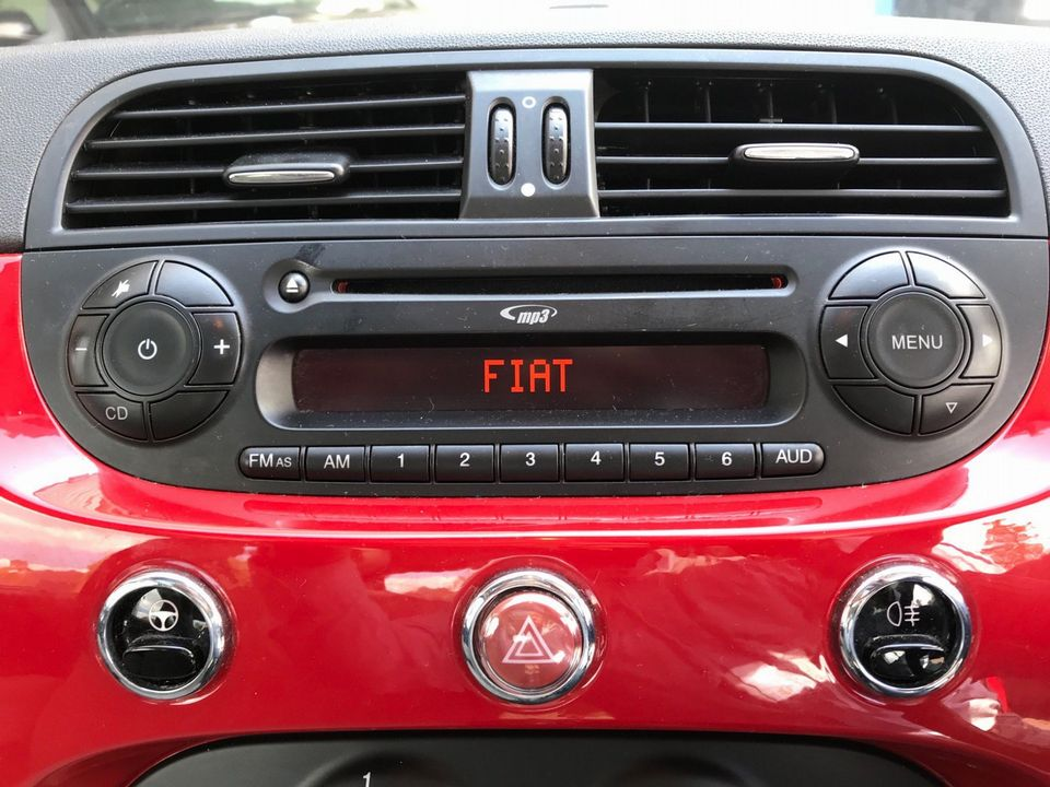 2012 Fiat 500 1.2 Lounge (s/s) 3dr - Picture 21 of 31