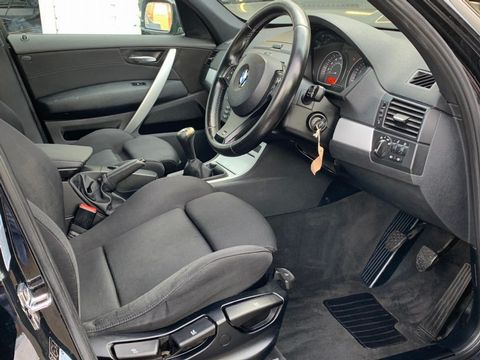 2007 BMW X3 2.0 20d M Sport 5dr - Picture 11 of 21