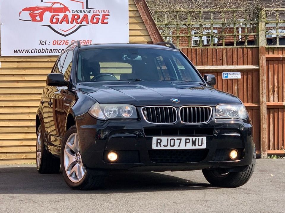 2007 BMW X3 2.0 20d M Sport 5dr - Picture 1 of 21