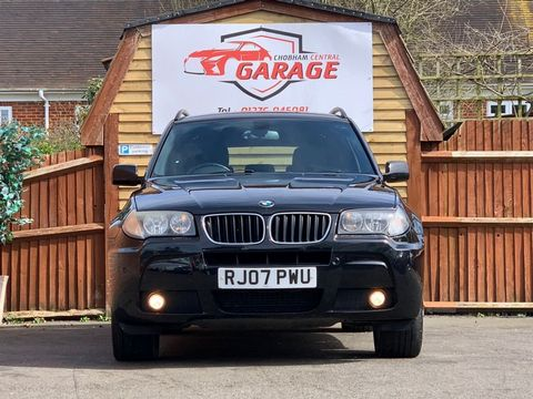 2007 BMW X3 2.0 20d M Sport 5dr - Picture 4 of 21