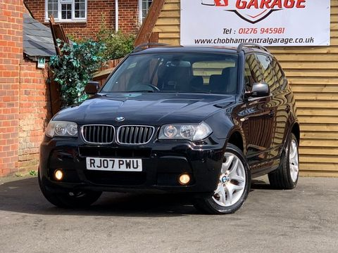 2007 BMW X3 2.0 20d M Sport 5dr - Picture 5 of 21