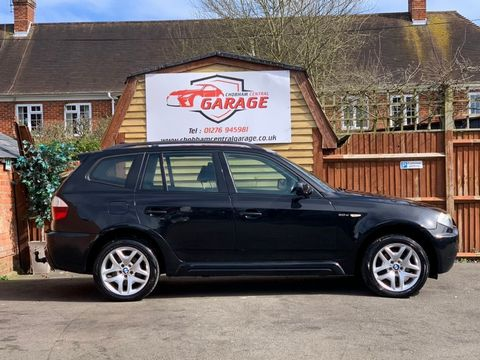 2007 BMW X3 2.0 20d M Sport 5dr - Picture 6 of 21