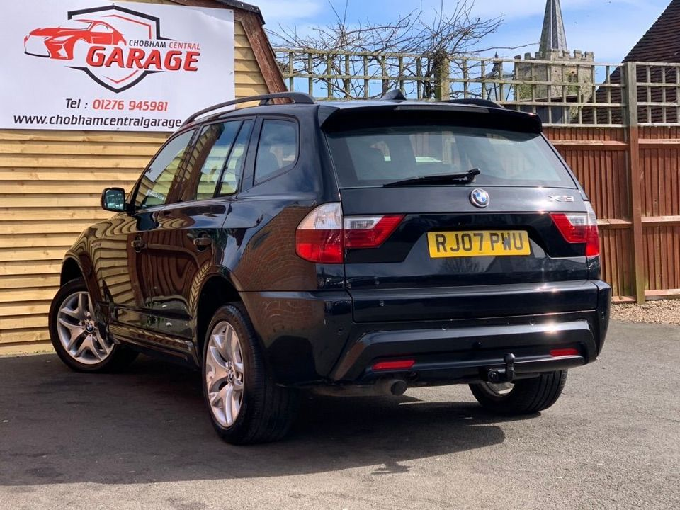 2007 BMW X3 2.0 20d M Sport 5dr - Picture 8 of 21