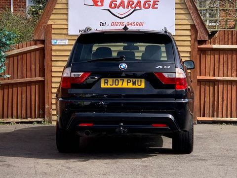 2007 BMW X3 2.0 20d M Sport 5dr - Picture 9 of 21