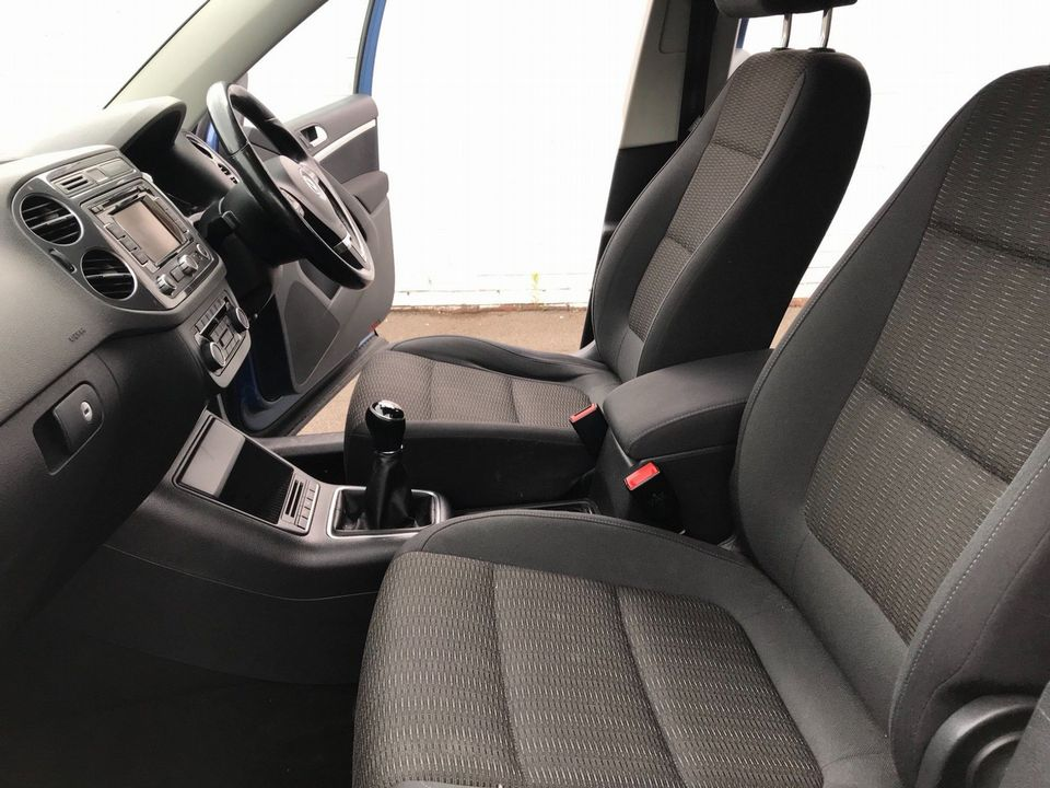 2012 Volkswagen Tiguan 2.0 TDI BlueMotion Tech SE 2WD (s/s) 5dr - Picture 16 of 38