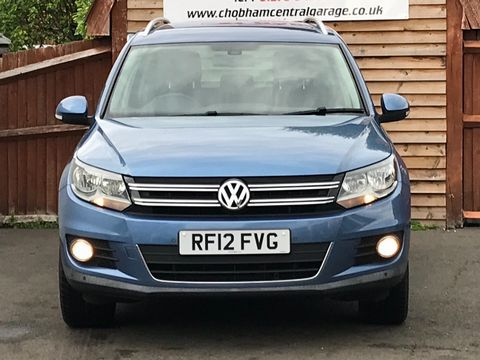 2012 Volkswagen Tiguan 2.0 TDI BlueMotion Tech SE 2WD (s/s) 5dr - Picture 3 of 38