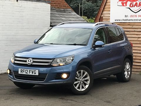 2012 Volkswagen Tiguan 2.0 TDI BlueMotion Tech SE 2WD (s/s) 5dr - Picture 5 of 38