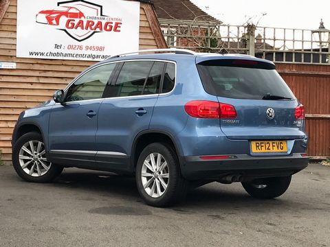 2012 Volkswagen Tiguan 2.0 TDI BlueMotion Tech SE 2WD (s/s) 5dr - Picture 6 of 38