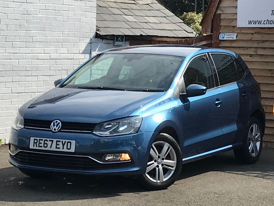 2017 Volkswagen Polo 1.2 TSI Match Edition (s/s) 5dr - Picture 2 of 37