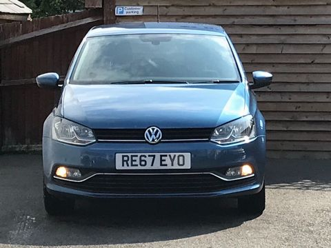 2017 Volkswagen Polo 1.2 TSI Match Edition (s/s) 5dr - Picture 5 of 37