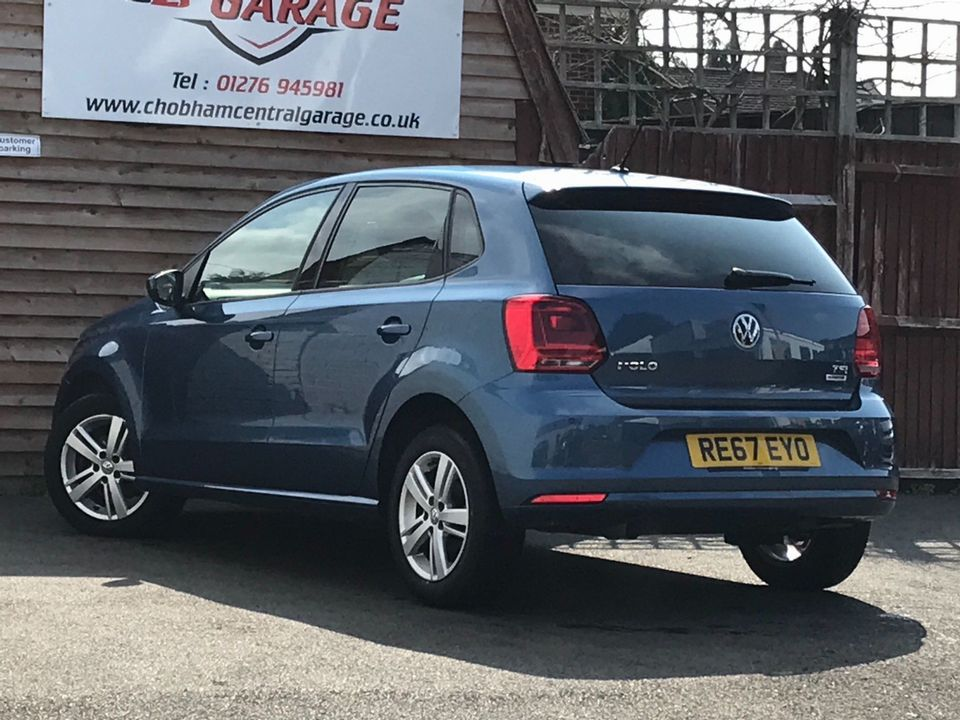 2017 Volkswagen Polo 1.2 TSI Match Edition (s/s) 5dr - Picture 9 of 37