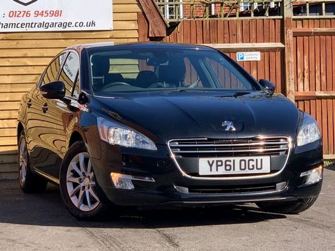 2011 Peugeot 508 2.0 HDi FAP SR Saloon 4dr Diesel Manual (149 g/km, 163 bhp) - Picture 1 of 26