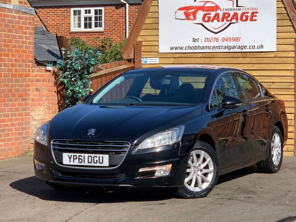 2011 Peugeot 508 2.0 HDi FAP SR Saloon 4dr Diesel Manual (149 g/km, 163 bhp) - Picture 5 of 26