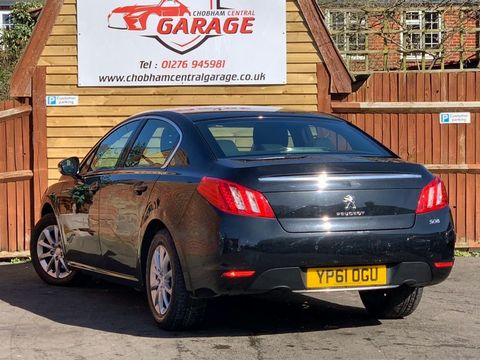 2011 Peugeot 508 2.0 HDi FAP SR Saloon 4dr Diesel Manual (149 g/km, 163 bhp) - Picture 7 of 26