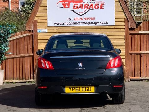 2011 Peugeot 508 2.0 HDi FAP SR Saloon 4dr Diesel Manual (149 g/km, 163 bhp) - Picture 9 of 26