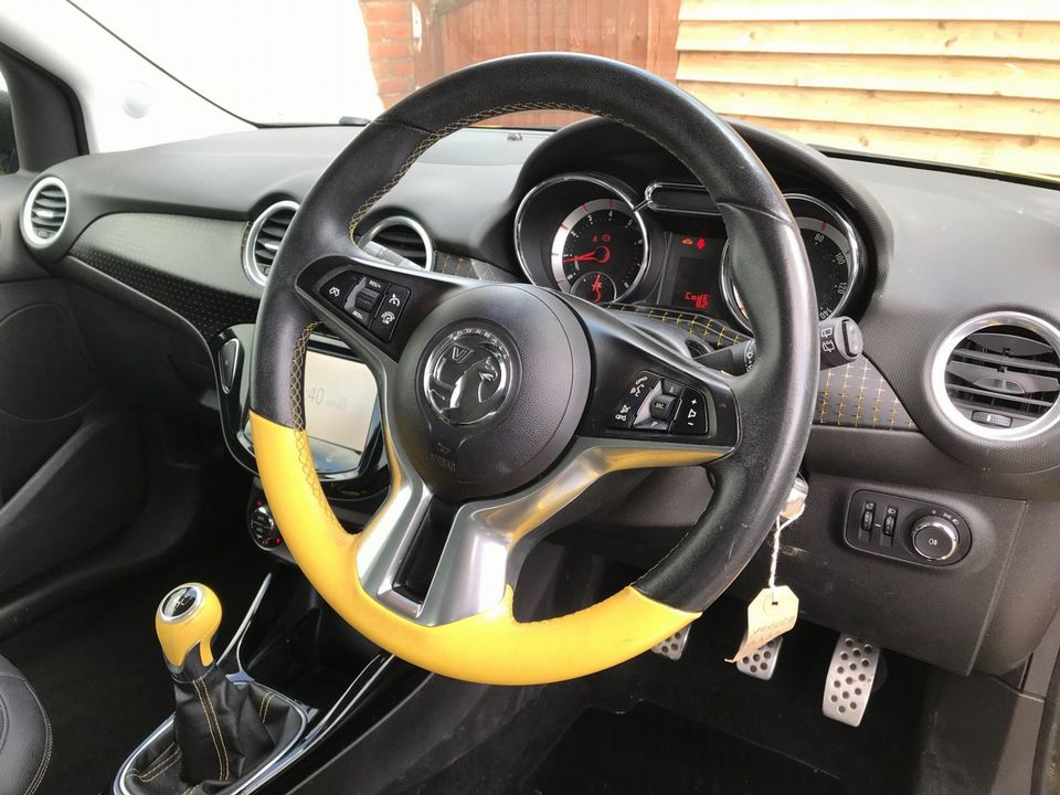2014 Vauxhall ADAM 1.4 16v SLAM 3dr - Picture 12 of 33