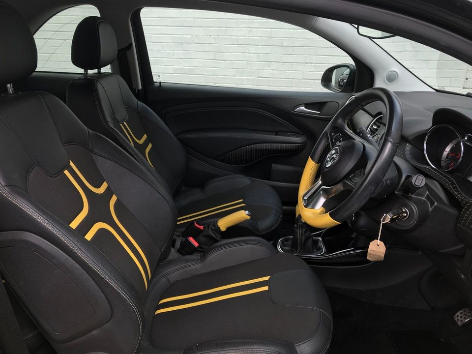2014 Vauxhall ADAM 1.4 16v SLAM 3dr - Picture 15 of 33