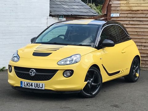 2014 Vauxhall ADAM 1.4 16v SLAM 3dr - Picture 5 of 33
