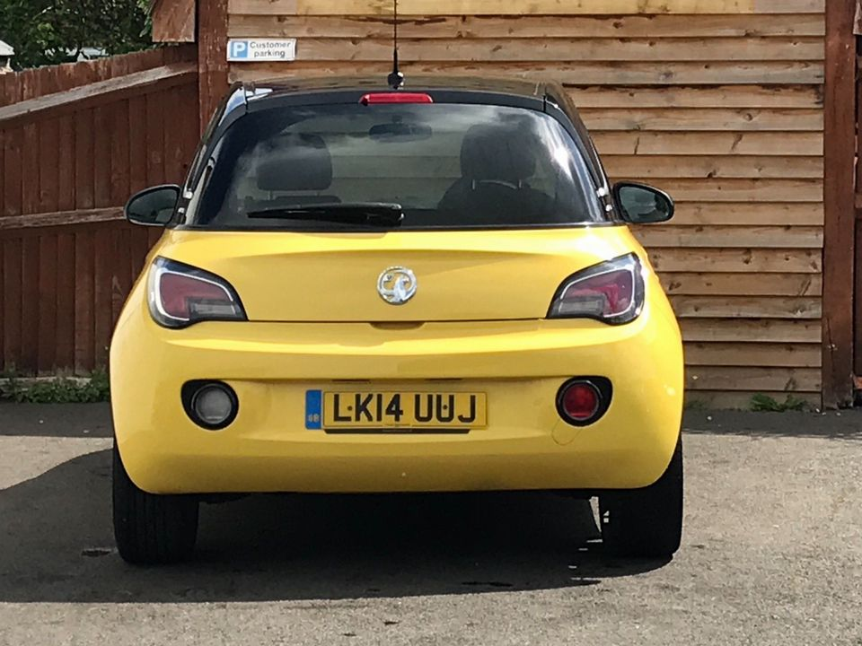 2014 Vauxhall ADAM 1.4 16v SLAM 3dr - Picture 7 of 33