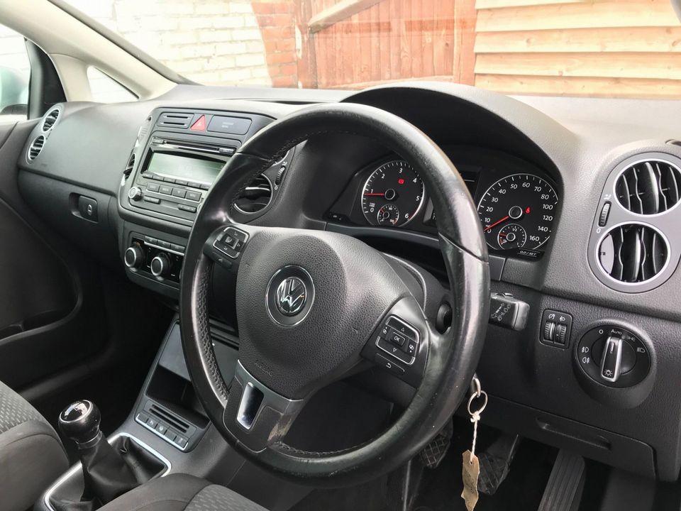 2011 Volkswagen Golf Plus 1.6 TDI CR SE 5dr - Picture 14 of 34