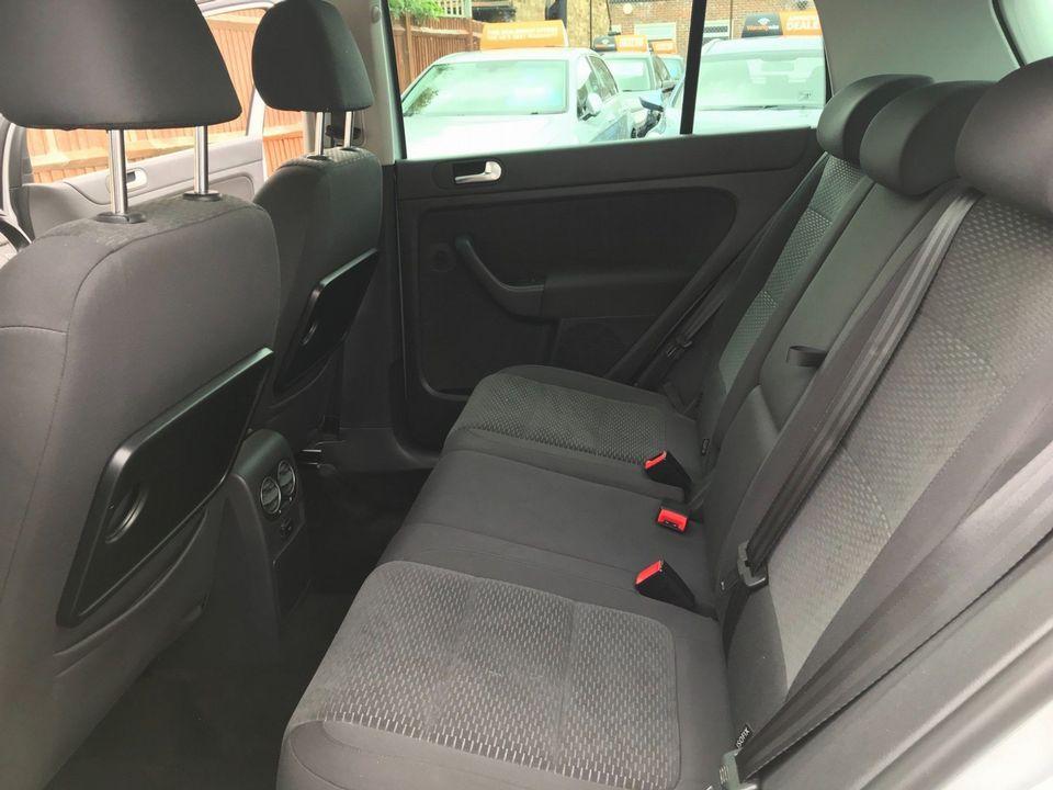 2011 Volkswagen Golf Plus 1.6 TDI CR SE 5dr - Picture 19 of 34