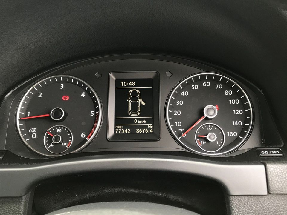 2011 Volkswagen Golf Plus 1.6 TDI CR SE 5dr - Picture 24 of 34