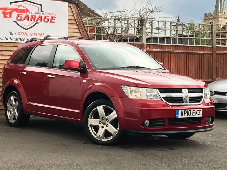 2010 Dodge Journey 2.0 CRD RT 5dr - Picture 1 of 15