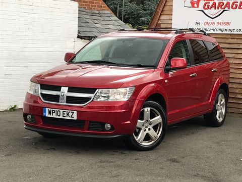 2010 Dodge Journey 2.0 CRD RT 5dr - Picture 3 of 15
