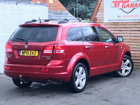 2010 Dodge Journey 2.0 CRD RT 5dr - Picture 4 of 15
