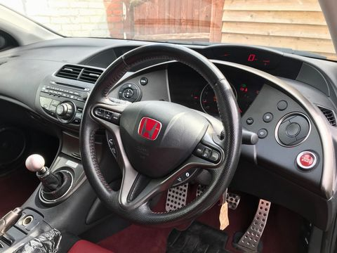 2009 Honda Civic 2.0 i-VTEC Type R GT 3dr - Picture 12 of 37