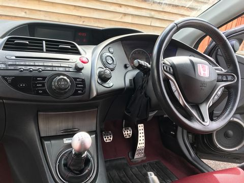 2009 Honda Civic 2.0 i-VTEC Type R GT 3dr - Picture 14 of 37