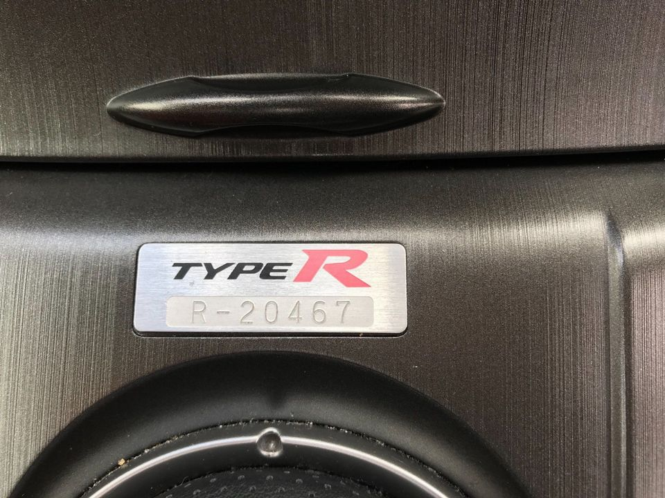 2009 Honda Civic 2.0 i-VTEC Type R GT 3dr - Picture 22 of 37